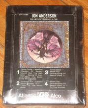 ANDERSON, JON - Olias Of Sunhillow
