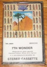 7TH WONDER - Self Titled - Seventh Wonder