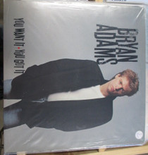 ADAMS,  BRYAN - You Want It You Got It