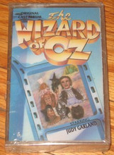 WIZARD OF OZ - JUDY GARLAND - CAST