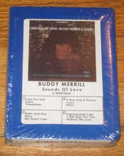 MERRILL, BUDDY - Sounds Of Love