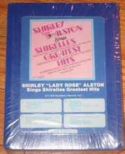ALSTON, SHIRLEY - Sings Shirelles Greatest Hits