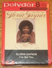 GAYNOR, GLORIA - I've Got You   8T