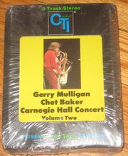 MULLIGAN, GERRY & CHET BAKER - Carnegie Hall Concert Vol. 2