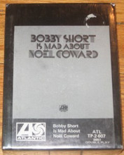 SHORT, BOBBY - Is Mad About Noel Coward