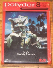 10 CC - Bloody Tourists