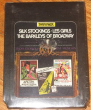 SILK STOCKING/LES GIRLS/BARKLEYS OF BROADWAY - soundtrack