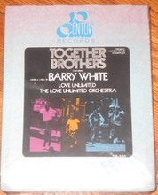 TOGETHER BROTHERS - Soundtrack - Barry White