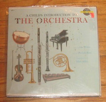 A CHILD'S INTRODUCTION TO THE ORCHESTRA - Mitch Miller