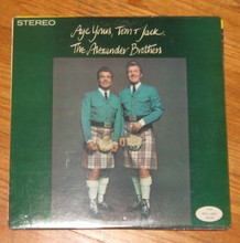ALEXANDER BROTHERS - Aye Yours Tom & Jack