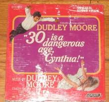 30 IS A DANGEROUS AGE CYNTHIA - Soundtrack