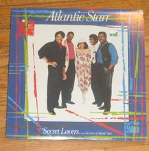 ATLANTIC STARR - Secret Lovers - The Best Of