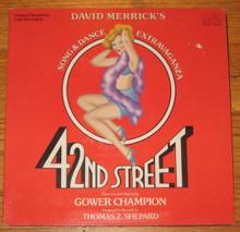 42ND STREET - Broadway Cast Album
