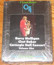 MULLIGAN, GERRY & CHET BAKER - Carnegie Hall Concert Vol. 1