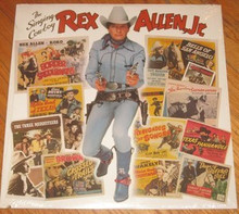 ALLEN, REX JR. - The Singing Cowboy