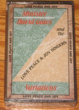 GATES, MINISTER DAVID - Variations