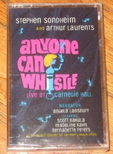 ANYONE CAN WHISTLE - Live At Carnegie Hall