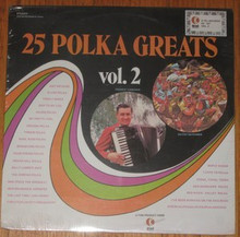 25 POLKA GREATS VOL. 2 - V.A.