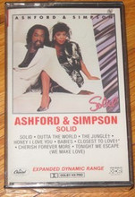 ASHFORD & SIMPSON - Solid CS