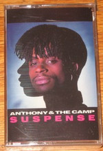 ANTHONY & THE CAMP - Suspense