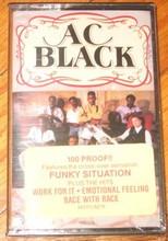 AC BLACK - Self Titled