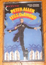 ALLEN, PETER - Legs Diamond