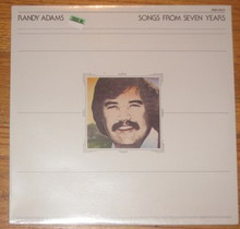 ADAMS, RANDY - Songs From Seven Years