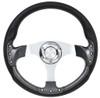 'CARBON FIBER' STEERING WHEEL - 14""