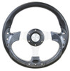 'CARBON FIBER' STEERING WHEEL - 12.5""