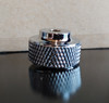 Round Knurled Air Cleaner Nut