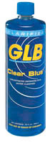GLB Clear Blue, 1 quart