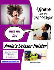Annie's Scissor Holster