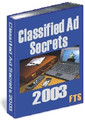 Classified Ad Secrets