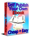 Cheap Ebook on Self Publishing Your Own Ebook