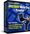 Instant Meta Tag Creator