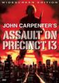 John Carpenter's Assault On Precint 13 DVD