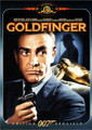 James Bond Goldfinger DVD