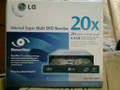 LG Internal Super Multi DVD Rewriter 20X