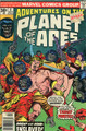 Adventures On The Planet Of The Apes Vol 1 No 8 September 1976