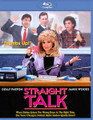 Dolly Parton & James Woods Straight Talk Blu Ray Disc