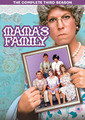 """MAMA'S FAMILY, the delightfully offbeat TV comedy which ran successfully from 1983 to 1990, originally began as a skit on the legendary Carol Burnett Show, with Vicki Lawrence playing the outspoken, """"elderly"""" Mama. In SEASON THREE big changes are afoot in the Harper household as MAMA'S FAMILY switches from NBC to syndication. Vint's kids Buzz and Sonja are gone, replaced by Bubba Higgins (Allan Kayser), the son of Eunice and Ed. Bubba arrives fresh from a stint in juvenile hall, learning of his parents' move to Florida only after he settles in at Mama's place. The Harpers communicate about as well as they show each other some love. Mama's sister, Fran, mysteriously dies of """"natural causes""""--""""natural"""" only if you belong to the crazy Harper clan."""