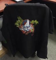 Billboard Black Island Shirt