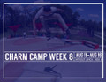 This is the official registration for the Charmcity Skatepark's summer camp WEEK#8 August 12.2019 thru August 16.2019 9AM to 5PM with NO lunch. Camp begins at 9AM and ends at 5PM. Campers are more then welcome to stay until 8:30PM when the CharmcitySkatepark closes. This is a travel camp so 3 out of the 5 days. The campers will load up and roll to other local skateparks. We try to plan the 2 days spent at the Charmcity Skatepark based upon the weather. * This option comes with a free Charmcity Camp T-Shirt and a Gatorade Water Bottle! This OPTION does NOT include a lunch. Parents please be sure your kids pack ample drinks. Hydration is key to a happy and healthy camper.