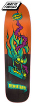 """The Remilard Lit AF is a 7 ply Canadian maple 8.8"""" and highly durable skateboard deck made by Santa Cruz."""