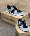 This is a high quality VOX Ultra Team Model in the Black and Gray colorway. It features a thin White CupSole for Maximum board feel, with out the vulc heel bruises . Its in size 7 ONLY.  Don't miss out on this clearance price. *****There might be slight discoloration from shoes that were on display in the shop!*****