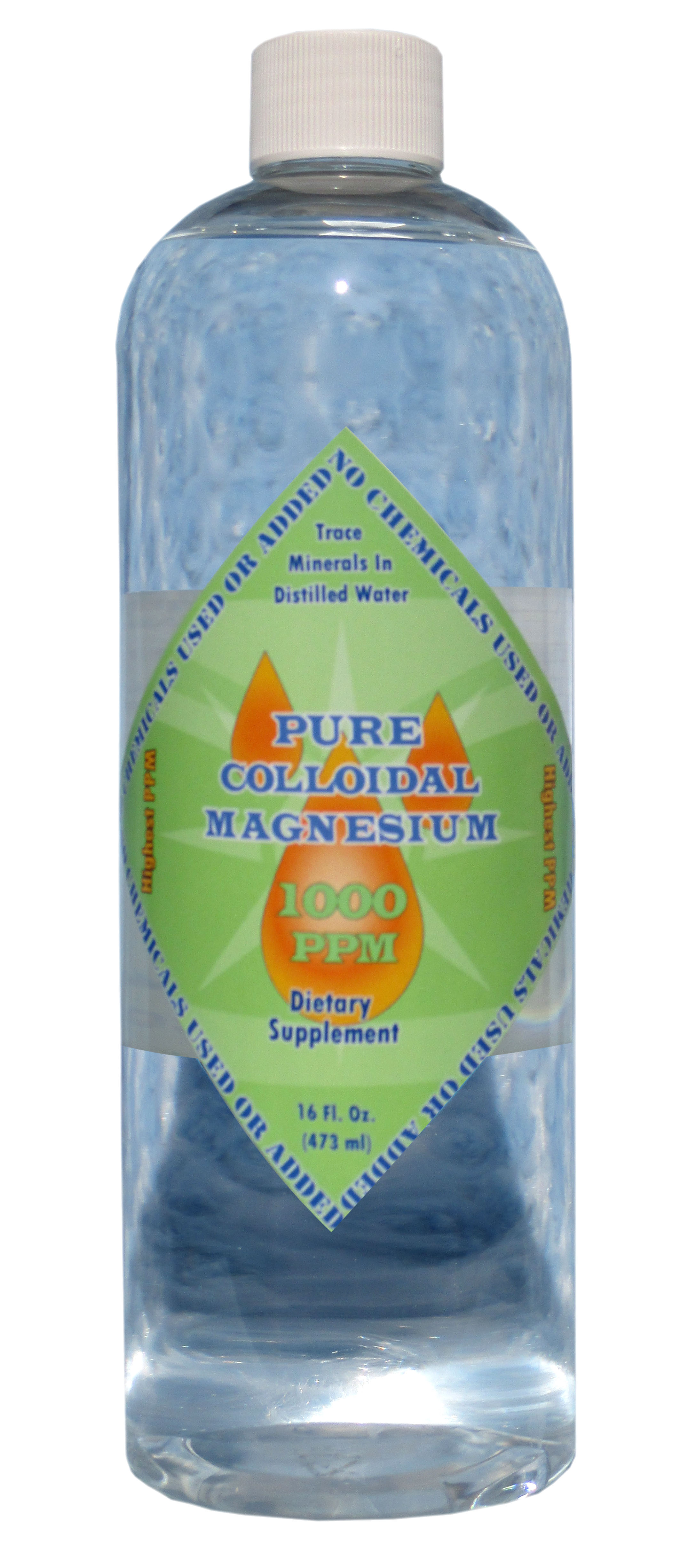Pure Colloidal Magnesium 1000 PPM