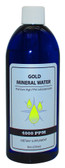Colloidal Gold Monatomic 4000 PPM 8 Fluid Oz. (236 ml) Bottle