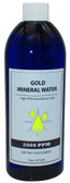 Colloidal Gold Monatomic 2000 PPM  16 Oz Bottle