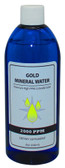Colloidal Gold Monatomic 2000 PPM 8 Fluid Oz. (236 ml) Bottle