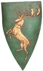 Renly Baratheon Shield Pin